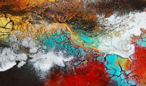 Farben erleben in der freien Malerei