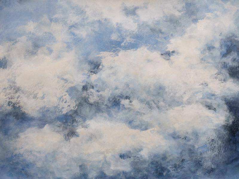 *In den Himmel schauen
