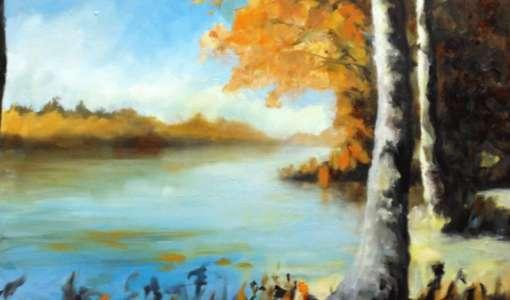 Goldene Herbsttage in Worpswede