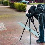 Draußen Malen und Fotografieren lernen