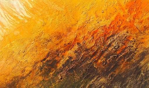 Inspiration Natur – Pigmente, Strukturen, Schichtungen