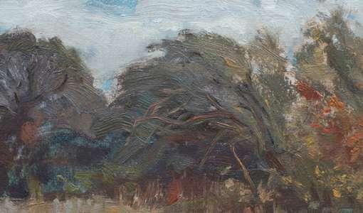 Malerisches Worpswede